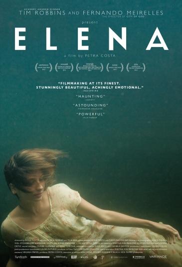 """Elena"" poster quote"