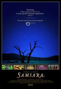 """Samsara"" poster quote"
