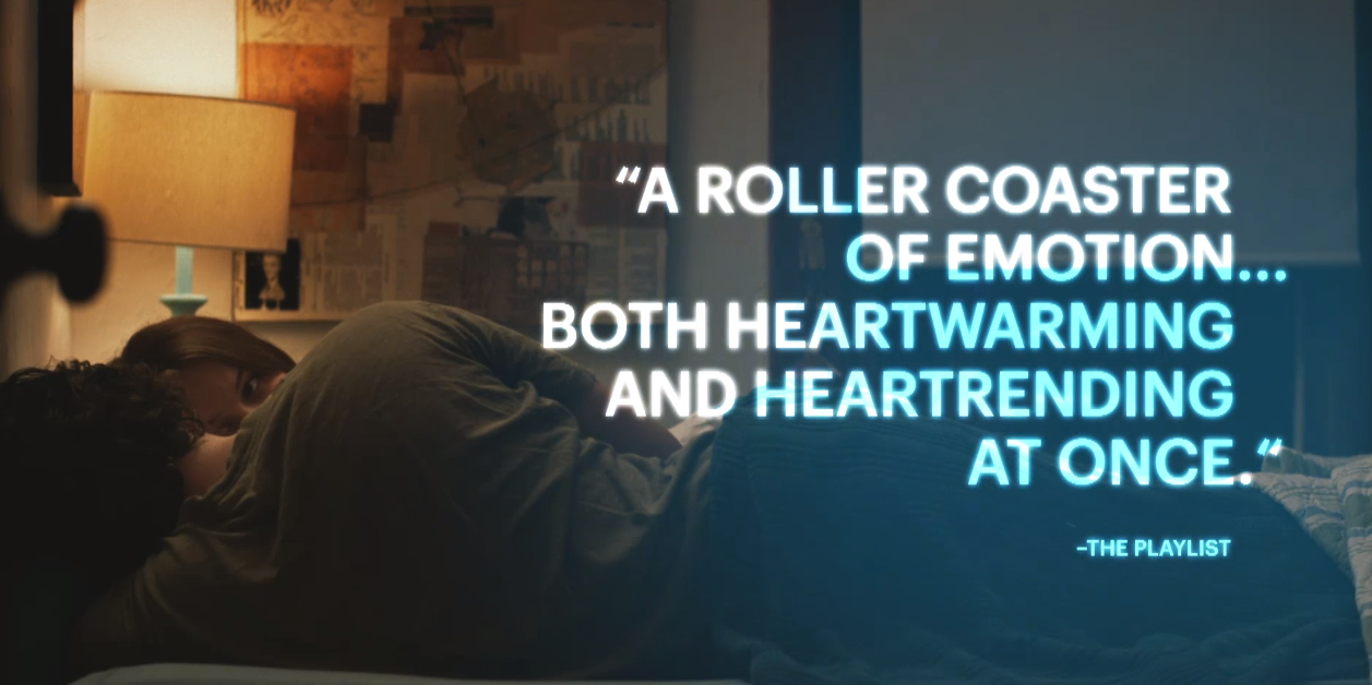 """Short Term 12"""" trailer quote – Katie Walsh"""