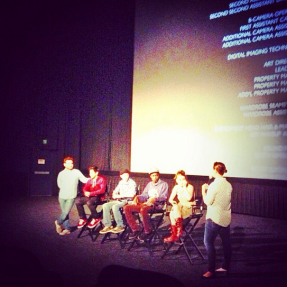 """Short Term 12"" Q&A at the Arclight Hollywood"