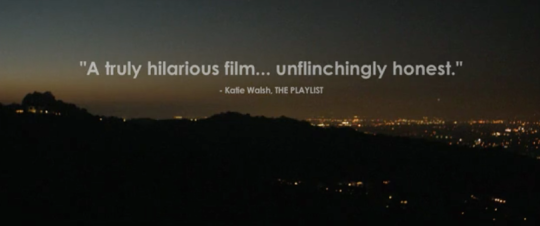 """Four Dogs"" trailer quote"