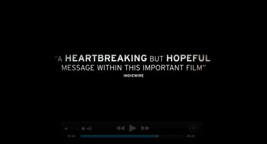 """Code Black"" trailer quote"