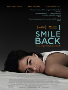 "Quoted on Poster for ""I Smile Back"""
