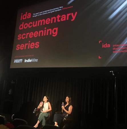 Q&A with STEP director Amanda Lipitz for IDA Screening Series