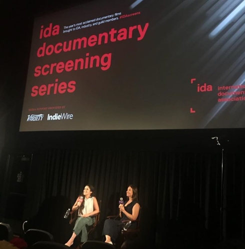 Q&A with STEP director Amanda Lipitz for IDA Screening Series