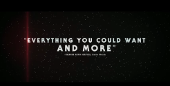 """Quote in """"The Last Jedi"""" Home Video trailer https://www.youtube.com/watch?v=Ecd4eA067P0&feature=youtu.be"""