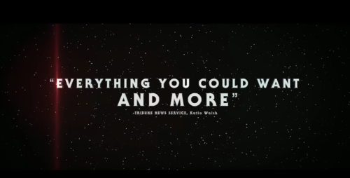 "Quote in ""The Last Jedi"" Home Video trailer https://www.youtube.com/watch?v=Ecd4eA067P0&feature=youtu.be"